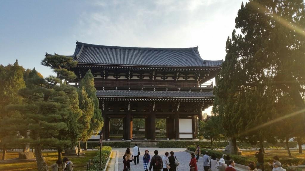 2014東福寺の三門