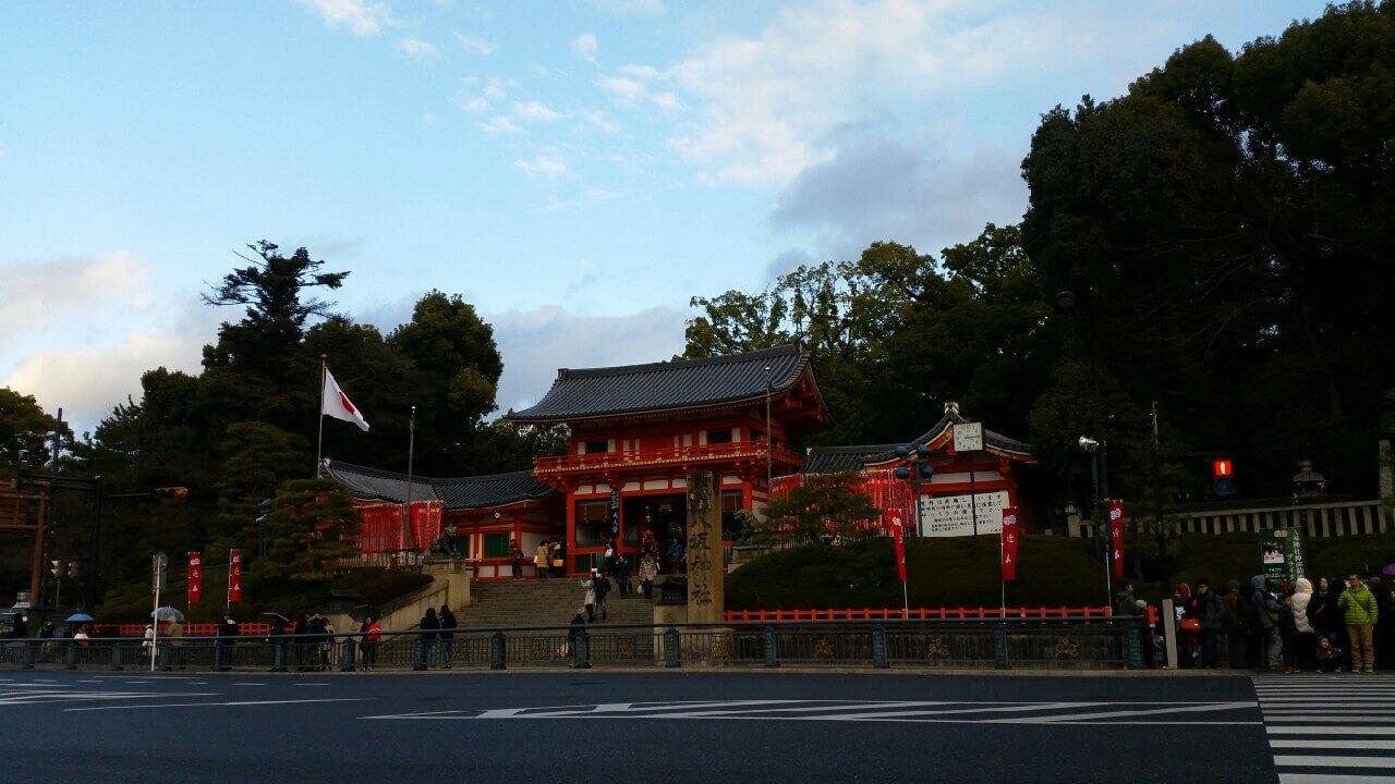 2015八坂神社
