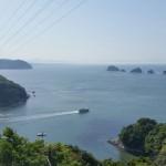 イルカ島からの景色